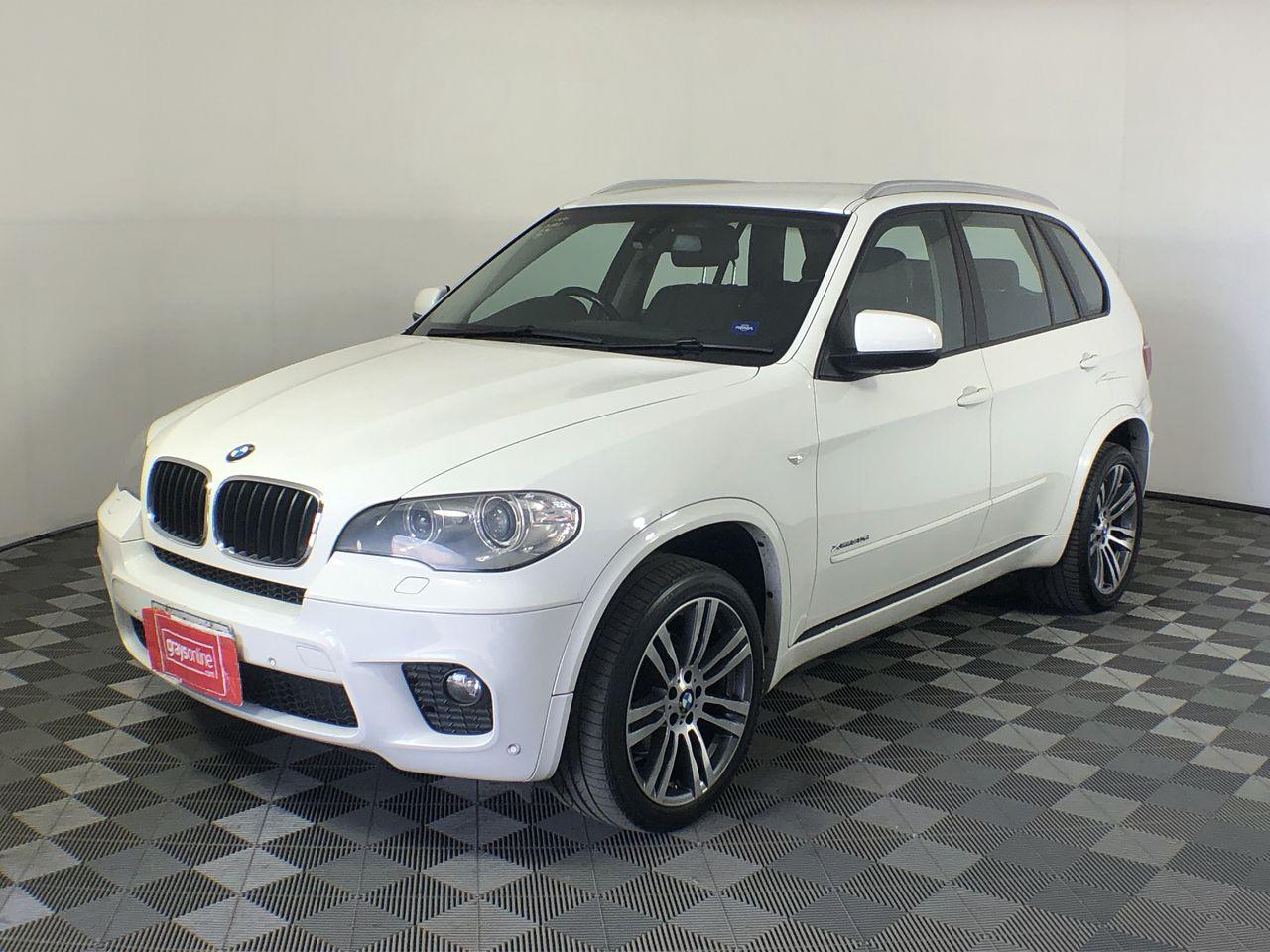 2013 BMW X5 xDrive 30d E70 LCI Turbo Diesel Automatic - 8 Speed Wagon