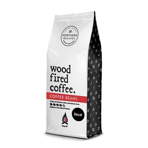 Wood Fired Coffee Decaffeinated Beans (1