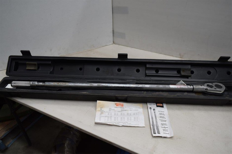 """""""Bahco"""" 3/4"""" Drive Torque Wrench"""
