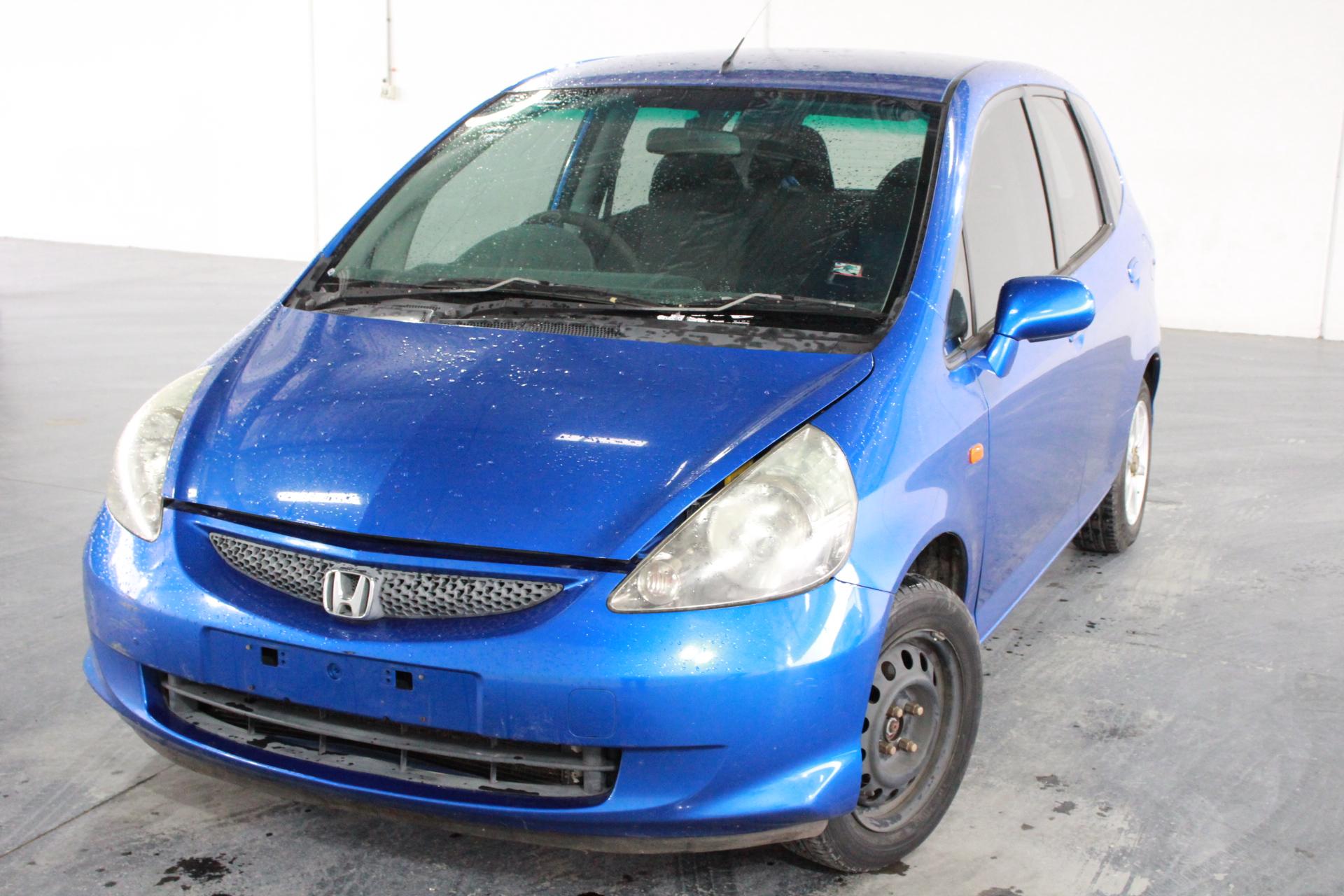 2005 Honda Jazz VTi GD CVT Hatchback