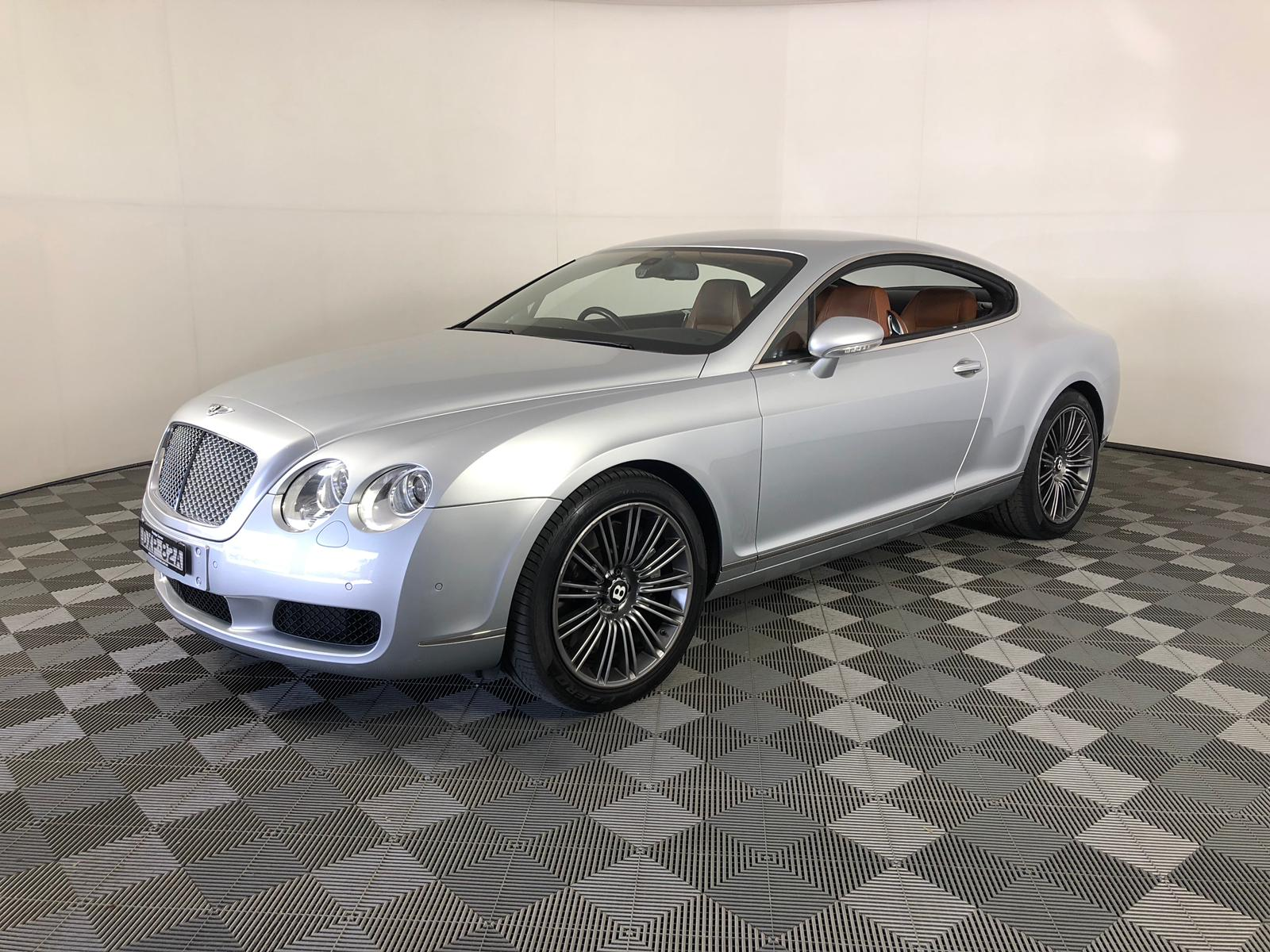 2004 Bentley Continental GT Coupe, Australian Delivery Full Bentley Service