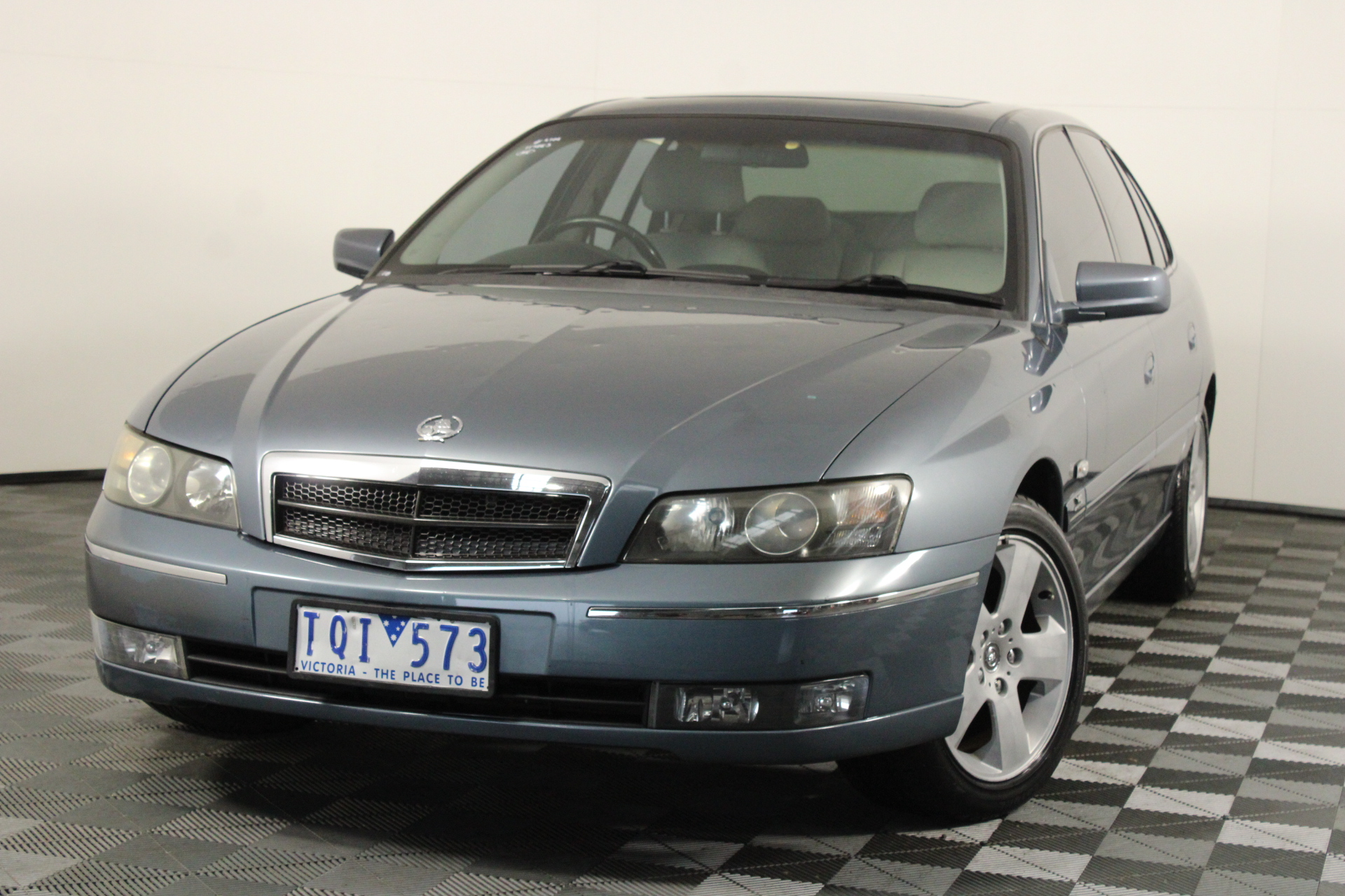 2005 Holden Statesman International WL Auto Sedan (WOVR Inspected)