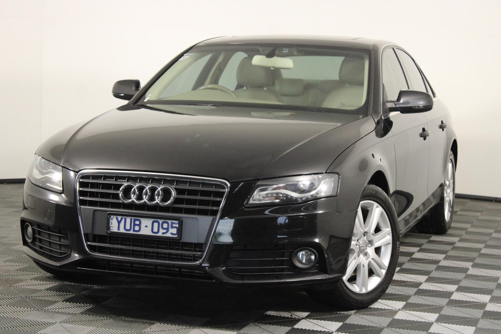 2012 Audi A4 2.0 TDI B8 Turbo Diesel CVT Sedan