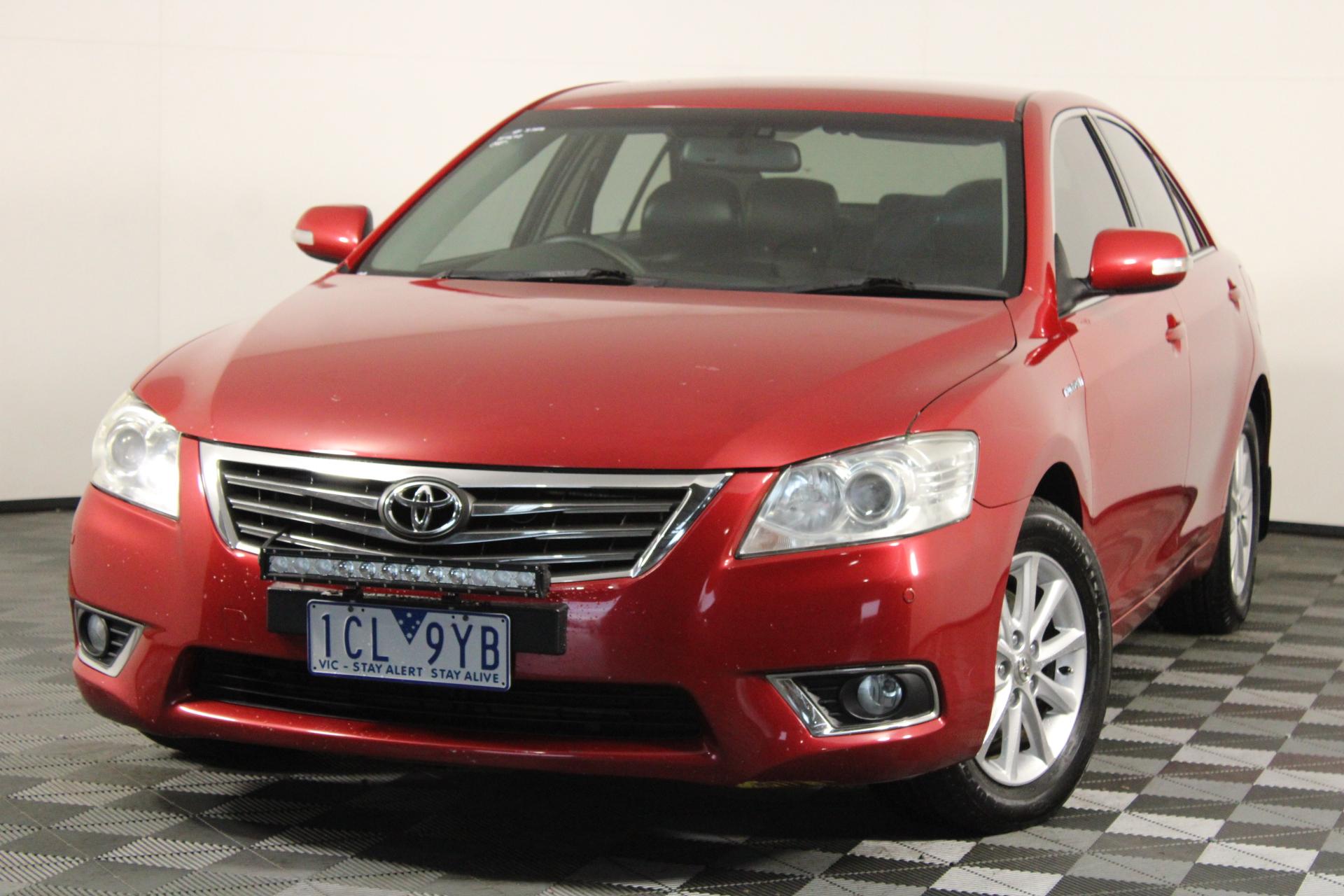 2011 Toyota Aurion Prodigy GSV40R Automatic Sedan