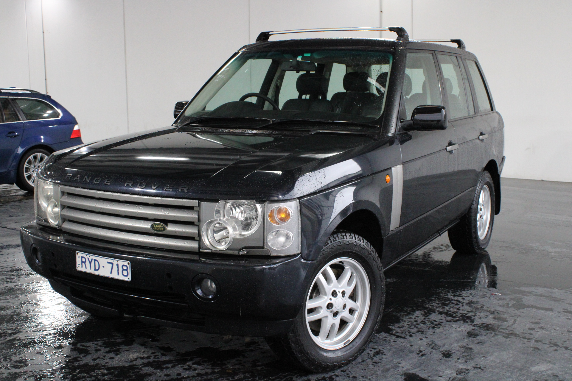 2002 Land Rover Range Rover HSE Turbo Diesel Automatic Wagon