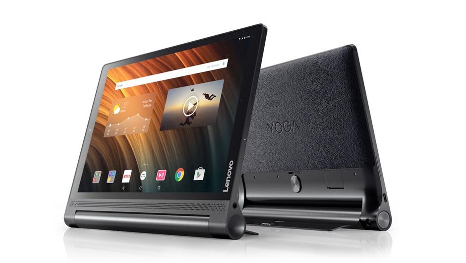Lenovo Yoga Tab 3 Plus 10.1-inch Tablet, Puma Black