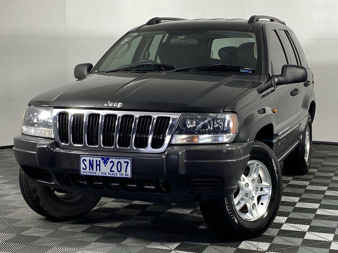 2003 Jeep Grand Cherokee Laredo (4x4) WG Automatic Wagon