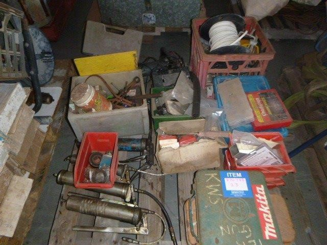 Various Tools and Equipment