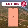 Lot  185 - Land Size:  2ha Location: Valentine Falls Kununurra, WA