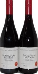 Maison Roche de Bellene Bourgogne Pinot Noir 2015 (2x 750mL), FR. Screwcap
