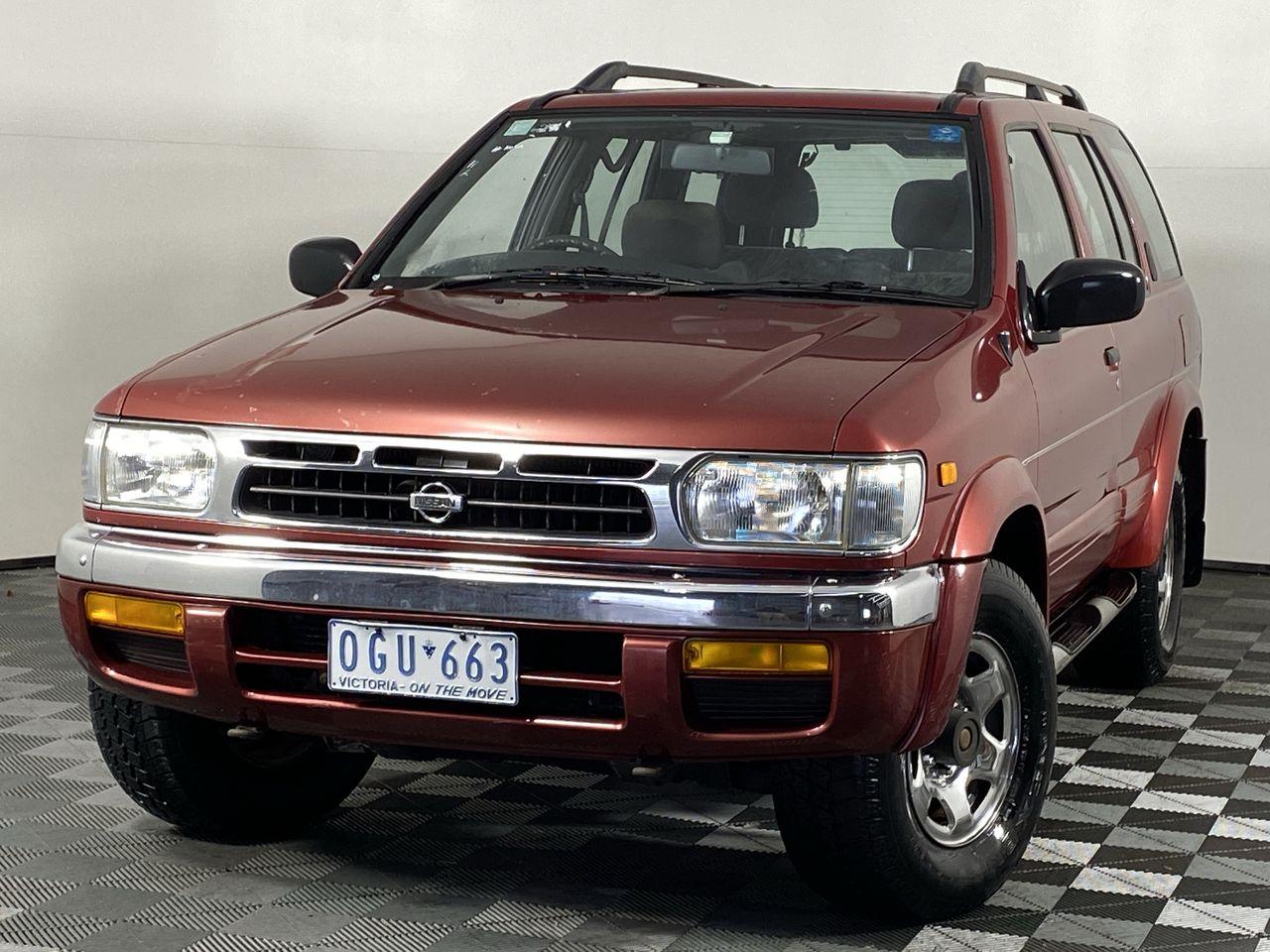 1997 Nissan Pathfinder Ti (4x4) WX Automatic Wagon