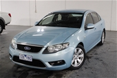 Unreserved 2010 Ford Falcon G6 FG Automatic