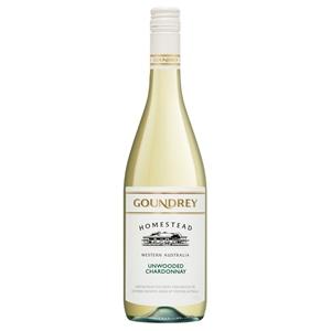 Goundrey Homestead Unwooded Chardonnay 2