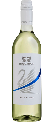 Houghton Stripe White Classic 2019 (6 x 750mL), WA.