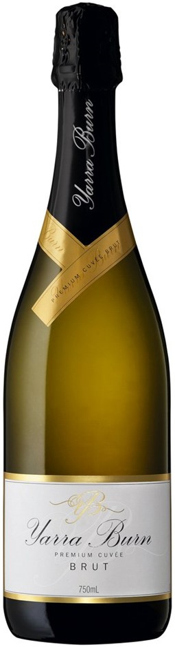 Yarra Burn Premium Cuvee Brut NV (6 x 750mL), Yarra Valley. VIC.