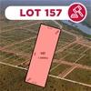 Lot  157 - Land Size:  1.5ha Location: Valentine Falls Kununurra, WA