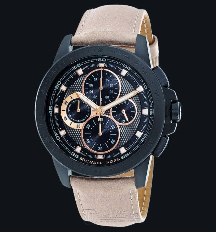 Mens new Michael Kors Couture NY Ryker 7 Hands sporty watch.