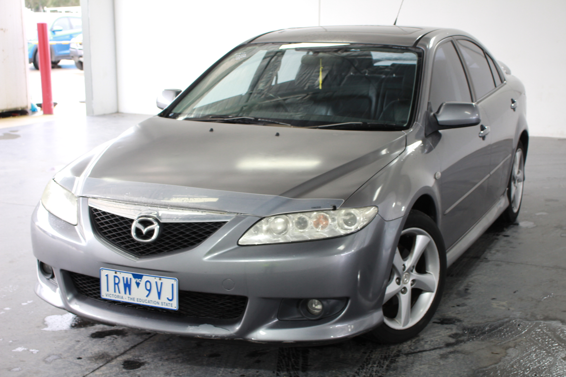 2004 Mazda 6 Luxury Sports GG Automatic Hatchback