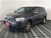 2008 Toyota Kluger KX-R GSU40R Automatic 7 Seats Wagon 127679km