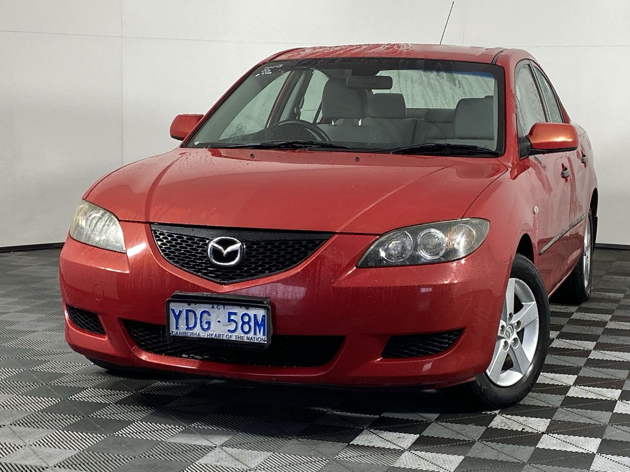 2004 Mazda 3 Neo BK Automatic Sedan