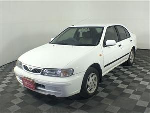 1998 Nissan Pulsar Plus LX Series II N15