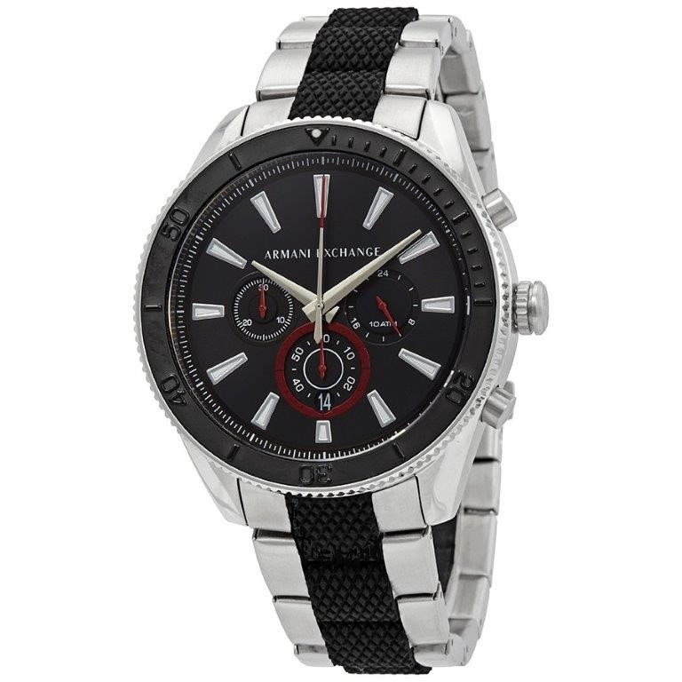 Sporty new Armani Exchange Chronograph Men's Watch.