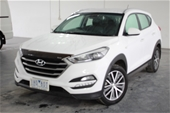 Unreserved 2015 Hyundai Tucson Active X TL Automatic