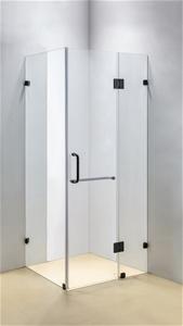 1000 x 800mm Frameless 10mm Glass Shower