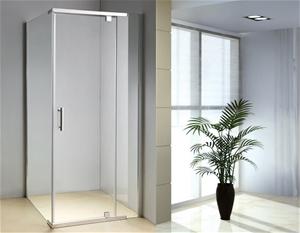 Shower Screen 1200x1000x1900mm Framed Sa