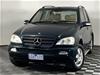 2002 Mercedes Benz ML 320 (4x4) W163 Automatic Wagon
