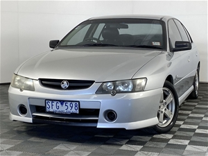 2003 Holden Commodore S VY Automatic Sed