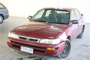 1998 Toyota Corolla Conquest AE102 Autom