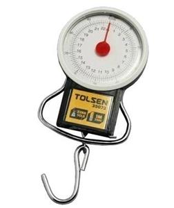 TOLSEN Spring Pocket Balance, Chrome Pla