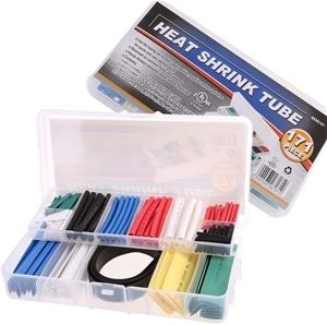171pc Heat Shrink Tube Kit. Buyers Note
