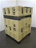 Qty 2 x Stackable Shipping / Storage Container