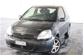 Unreserved 2004 Toyota Echo NCP10R Automatic