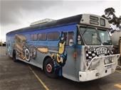 Unreserved 1967 Leyland Bus / Motorhome
