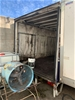 <b>Curtainside Truck Body</b><p>6 Pallets, 5x Lift Out Gates (missing one),