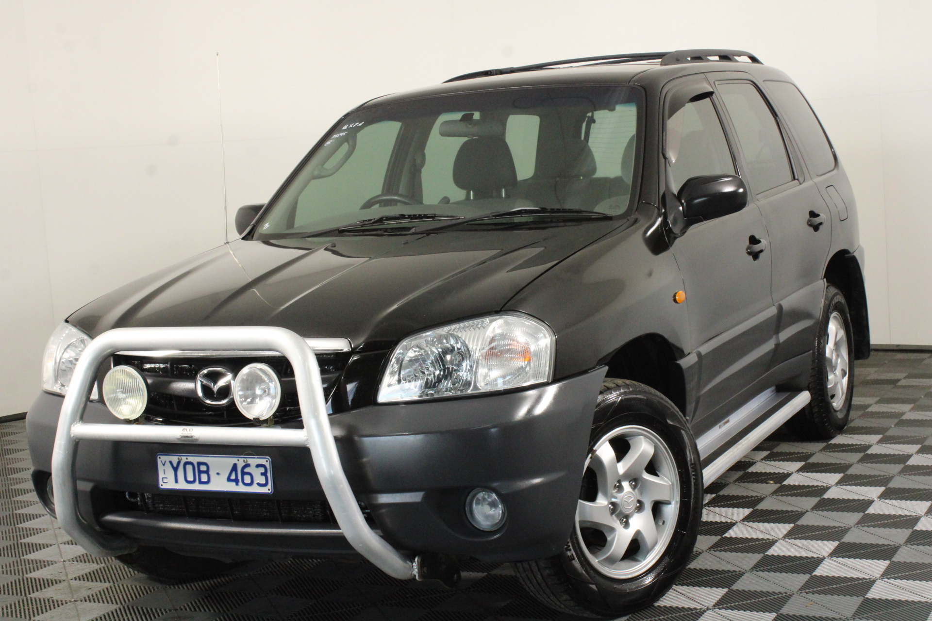 2003 Mazda Tribute Limited Sport Automatic Wagon