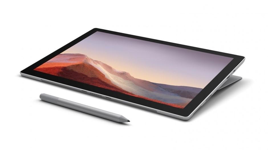 Microsoft Surface Pro 7 12.3-inch i5/8GB/256GB SSD 2 in 1 Device - Platinum