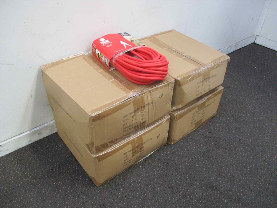 4 x Cartons of 20m Extension Leads HD