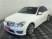 2013 Mercedes Benz C200 BE W204 Automatic Sedan