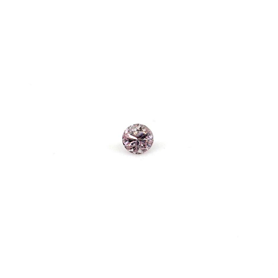 0.02 ct Pink Diamond