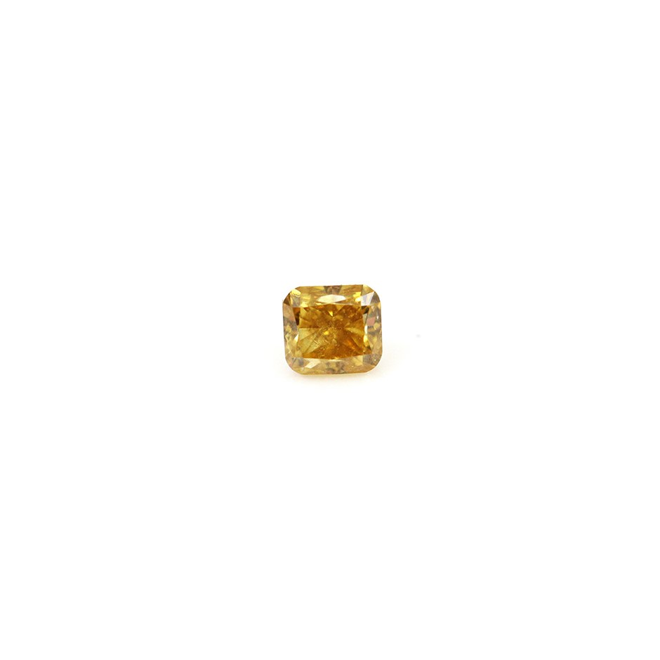 0.16 ct Yellow Diamond