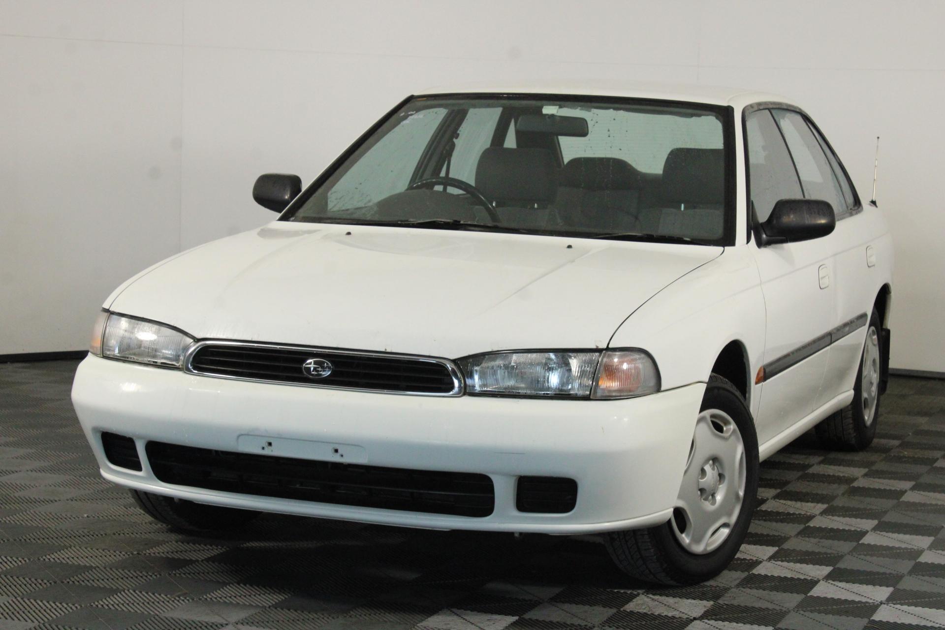 1995 Subaru Liberty GX B2 Automatic Sedan