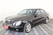 2002 Mercedes Benz E500 Elegance W211 Auto Sedan