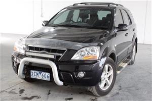 2009 Kia Sorento EX BL Turbo Diesel Auto