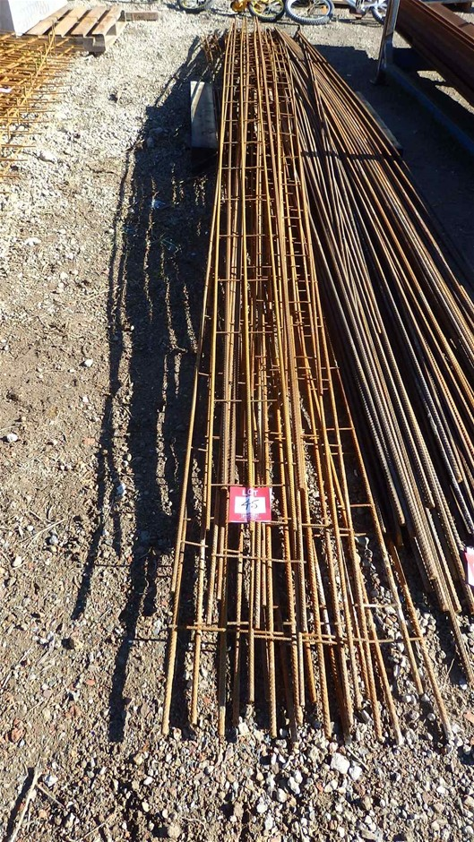 Quantity Of Trench Mesh Reo