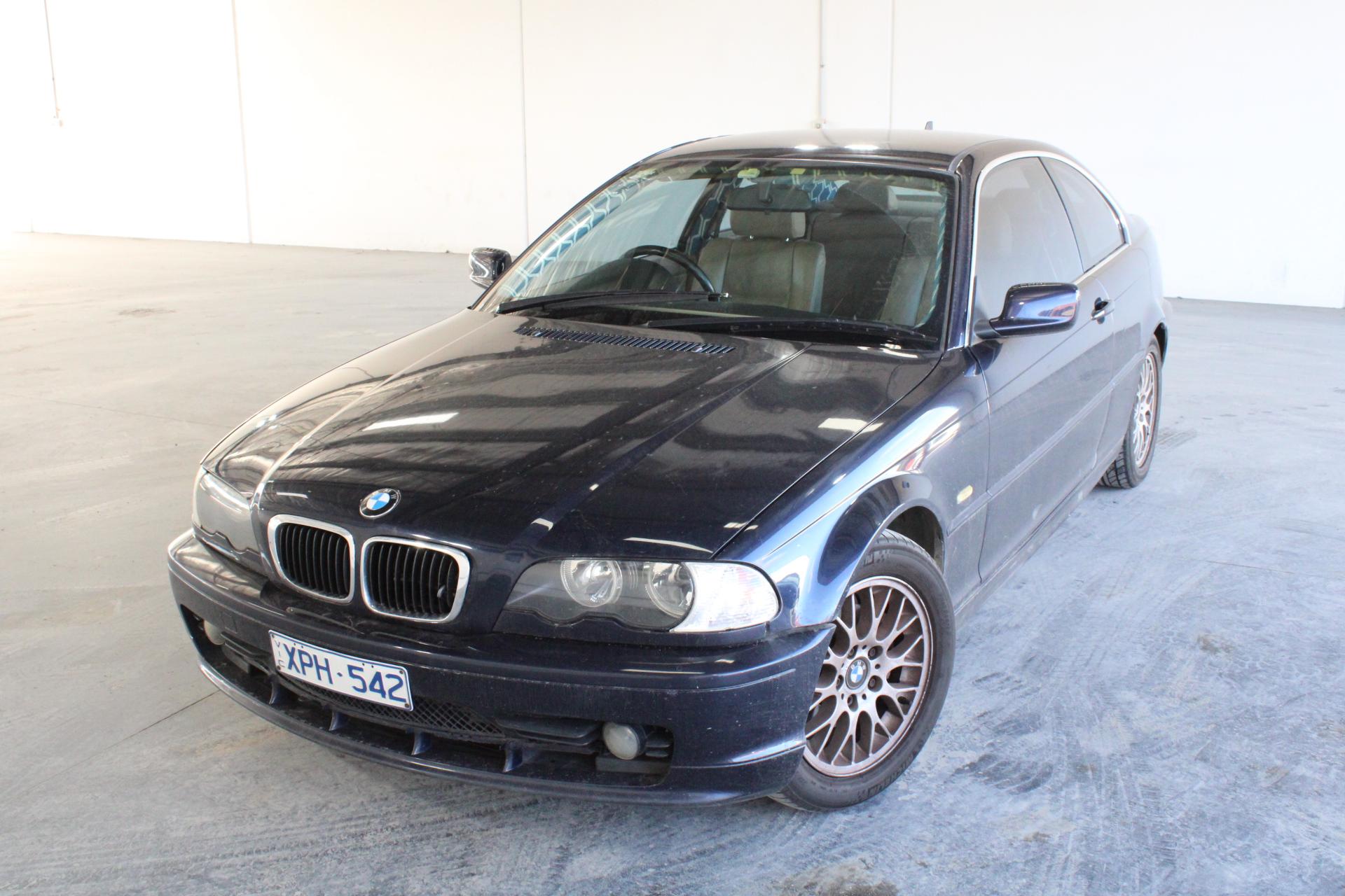 2000 BMW 3 20Ci E46 Manual Coupe