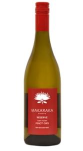 Makaraka Estate Reserve Pinot Gris 2020